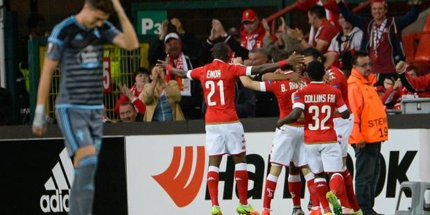 Le Standard confirme sa bonne forme en partageant face à Vigo (1-1) - La Libre