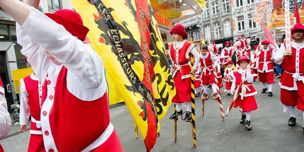 Des fêtes de Wallonie mi-figue mi-raisin - La Libre