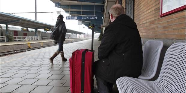 Année noire sur le rail : déjà 32.000 trains supprimés en 2016 - La Libre