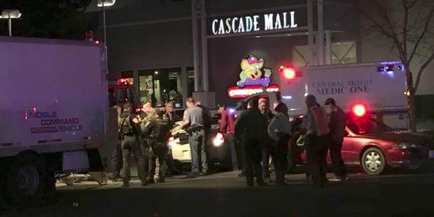 USA: un homme ouvre le feu dans un centre commercial, 5 personnes tuées - La Libre