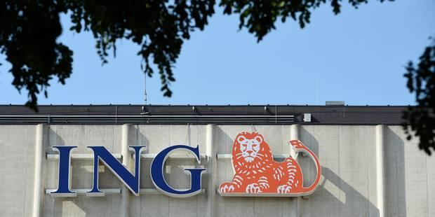Crainte de restructuration chez ING qui convoque les syndicats début octobre - La Libre