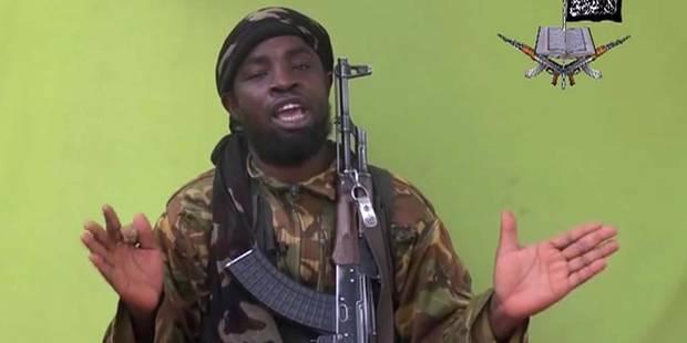 """Nigeria: """"Je vais parfaitement bien"""", annonce Shekau, chef de Boko Haram - La Libre"""