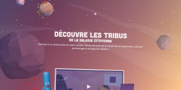 Une plate-forme interactive pour susciter le débat chez les jeunes - La Libre