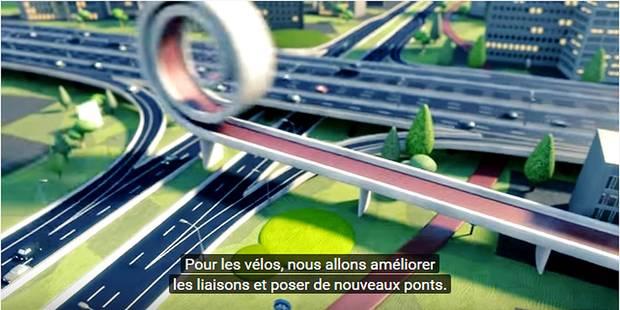 Elargissement du Ring: le silence de Smet inquiète (VIDEO) - La Libre