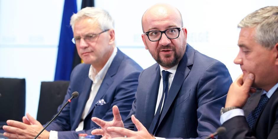 Au pied du mur, le gouvernement Michel pense à moins rembourser les médicaments - La Libre