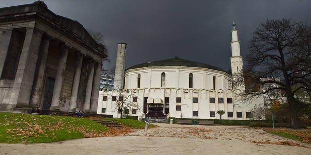 "Koen Geens reste ""vigilant"" sur la Grande Mosquée de Bruxelles - La Libre"