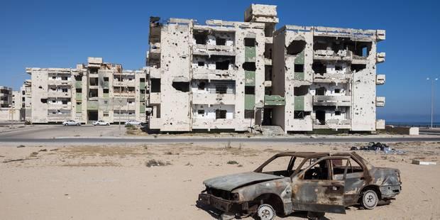Libye: un journaliste néerlandais tué en couvrant les combats à Syrte - La Libre