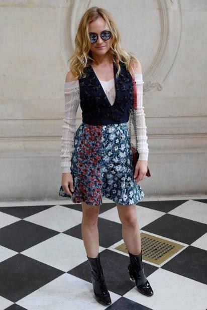 Diane Kruger chez Dior