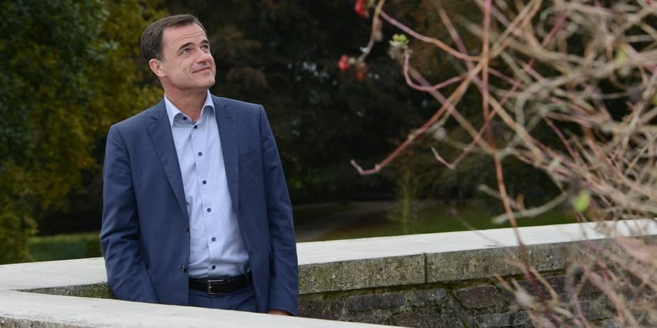 """Benoît Lutgen: """"Joëlle Milquet doit être notre cheffe de file à Bruxelles-Ville en 2018"""" - La Libre"""