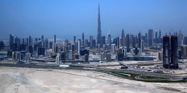 Dubaï: 8 millions d'euros pour une plaque d'immatriculation auto - La Libre