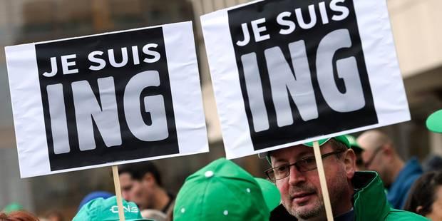 ING montre une voie sans issue - La Libre