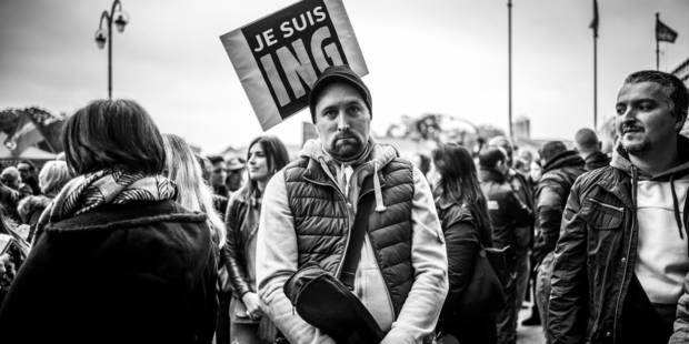 ING: les syndicats irrités par la communication de la direction - La Libre
