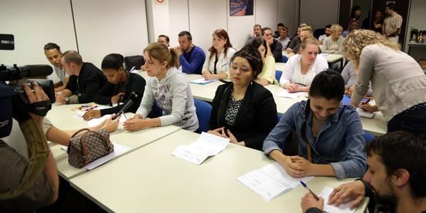 Actiris supprime les cours de langues particuliers - La Libre