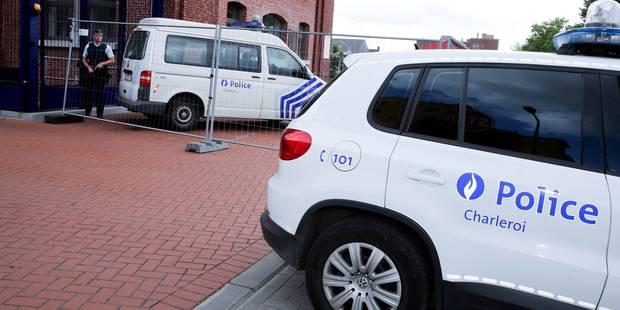Charleroi: la tension monte au sein de la police - La Libre