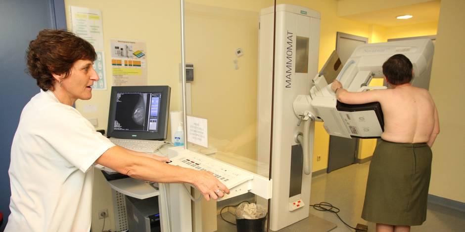 Stop au dépistage systématique du cancer du sein? - La Libre