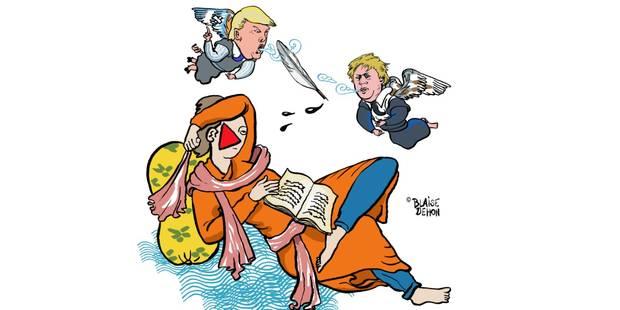 L'écrit contre la trumpisation du monde - La Libre