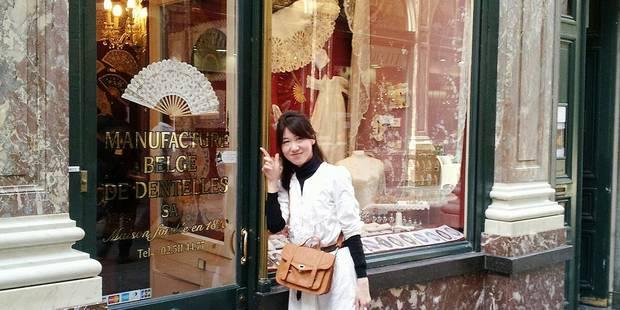 Après les attentats, la reconquête des touristes japonais - La Libre