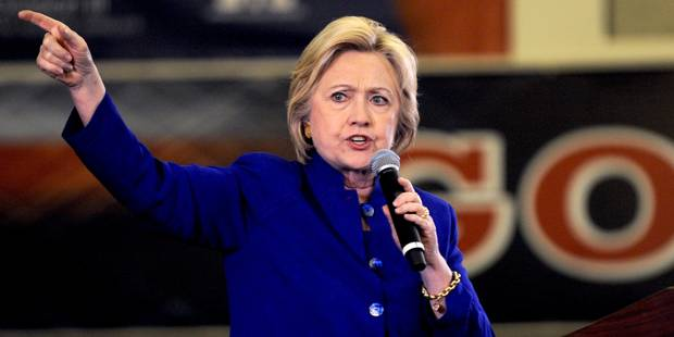 WikiLeaks publie des discours de Hillary Clinton pour Goldman Sachs - La Libre