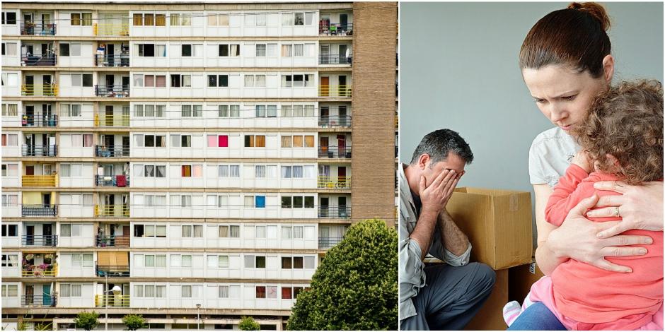 Logements sociaux wallons: deux expulsions par jour - La Libre