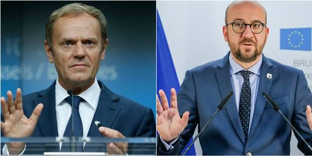 CETA: Charles Michel confirme que la Belgique tranchera lundi soir - La Libre