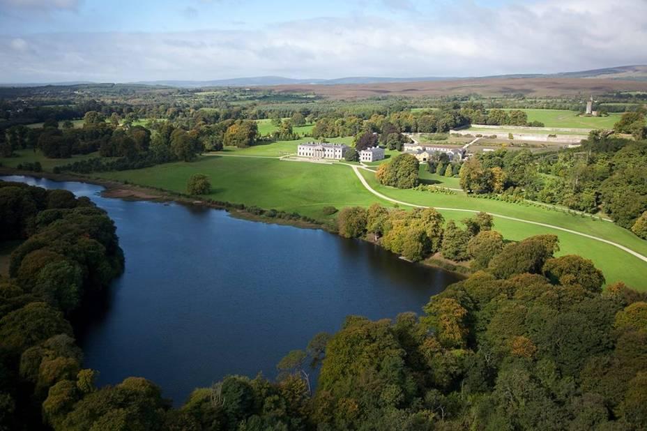 1. Ballyfin Demesne, Ballyfin (Irlande)