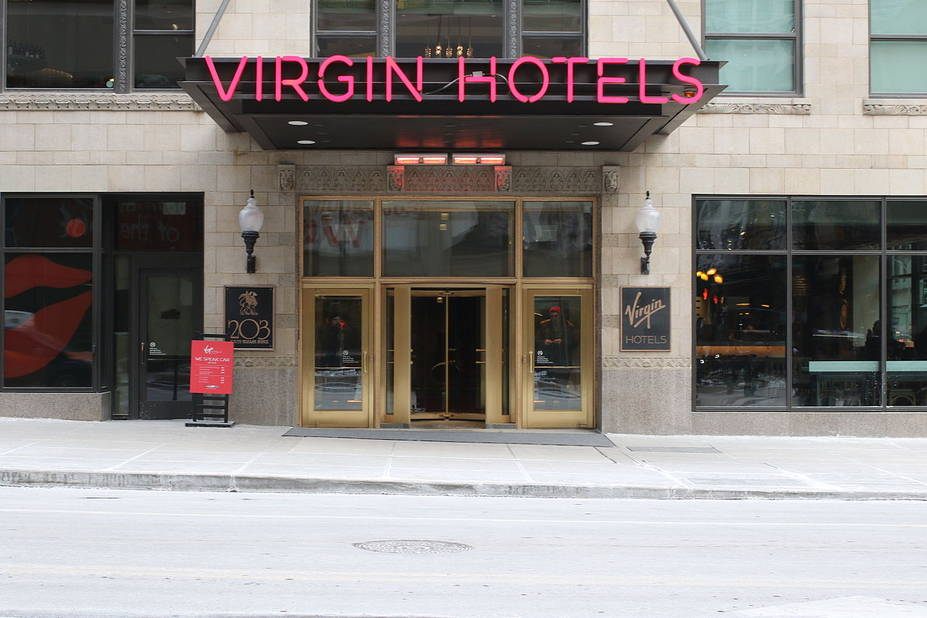 6. Virgin Hotels, Chicago (Illinois, États-Unis)