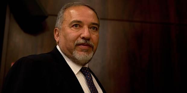 """La prochaine guerre à Gaza sera """"la dernière"""", prévient un ministre israélien - La Libre"""