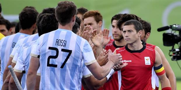 """Dohmen avant le match de gala face à l'Argentine: """"Ce n'est pas une revanche de Rio"""" - La Libre"""