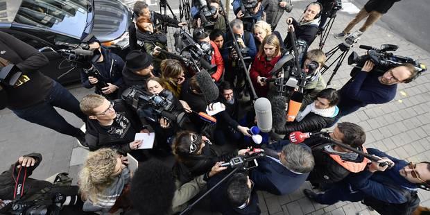 Une centaine de victimes de l'attentat à Brussels Airport rencontrent le parquet fédéral - La Libre