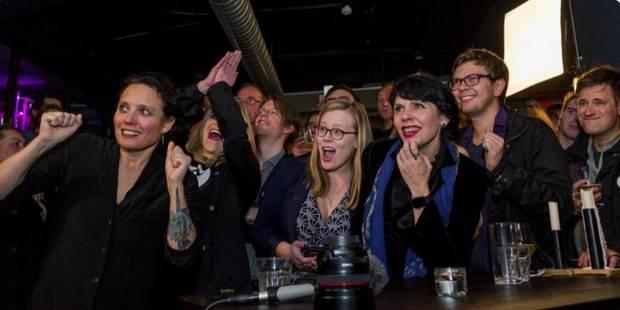 Islande: percée des Pirates aux législatives, mais sans majorité - La Libre