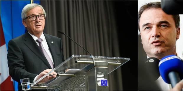 Wallonie menacée par la Commission? Juncker dément les affirmations de Lutgen, qui répond - La Libre