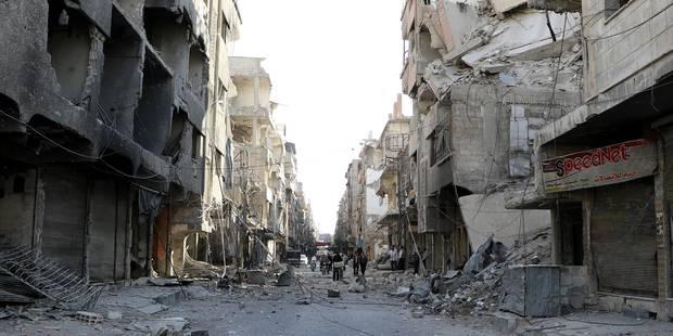Les Etats-Unis ont éliminé un responsable d'Al-Qaïda en Syrie - La Libre
