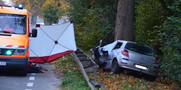 Un jeune Athois se tue le long de la RN 7 à Leuze-en-Hainaut - La Libre