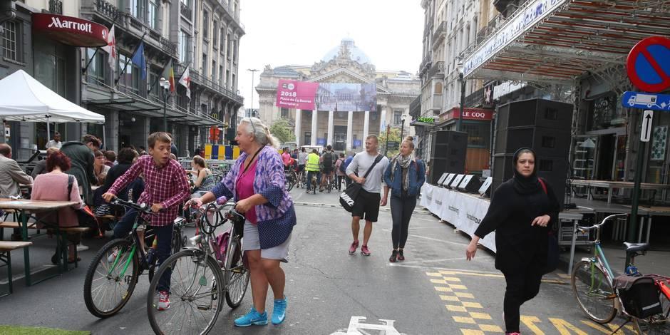 Geen commentaar: les Flamands de Bruxelles, champions de l'innovation sociale - La Libre