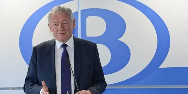 François Bellot étonné du rejet du plan de transports de la SNCB par Ben Weyts - La Libre