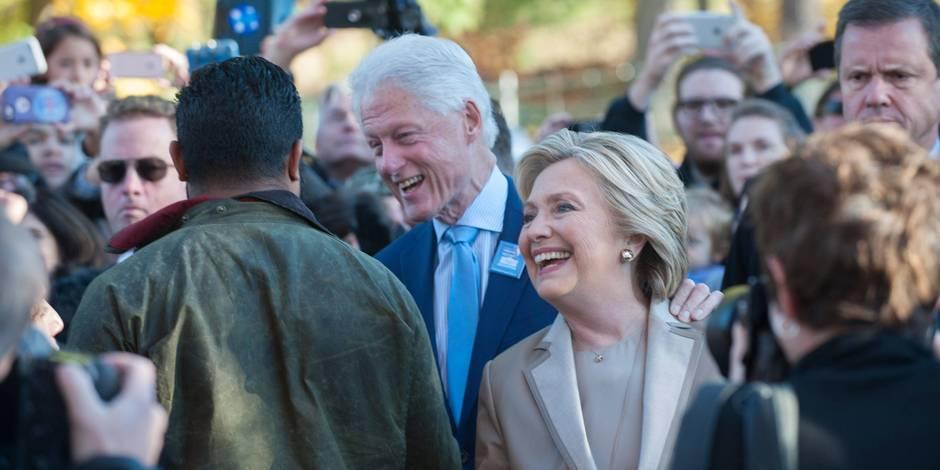 Elections américaines: Bill, bon produit de marketing - La Libre