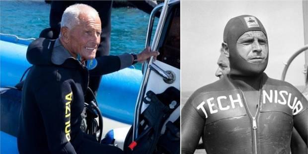 """Mort du plongeur italien Enzo Maiorca, héros du film """"Le Grand Bleu"""" - La Libre"""