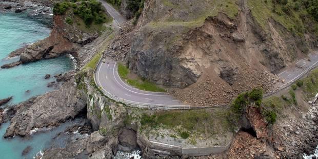 La Nouvelle-Zélande, grande habituée des secousses et des répliques - La Libre