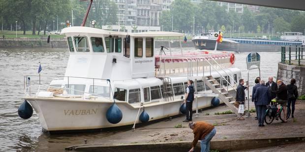 Taxi fluvial : succès confirmé - La Libre