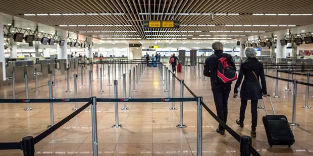 Brussels Airport prévoit d'agrandir le site de l'aéroport - La Libre