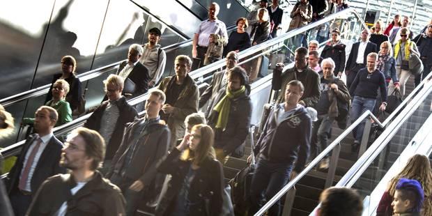 Le quotidien secoué du voyageur du rail - La Libre