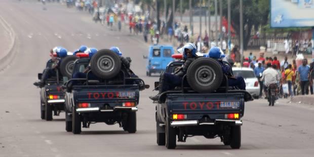RDC: un journaliste de la radiotélévision publique tué par des hommes armés - La Libre