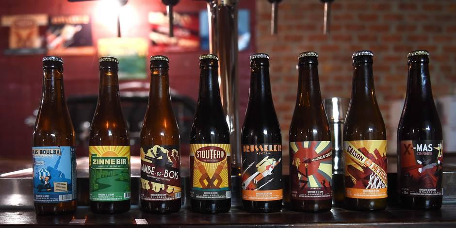 Assez La bière belge bientôt sur la liste du patrimoine immatériel de l  RS08