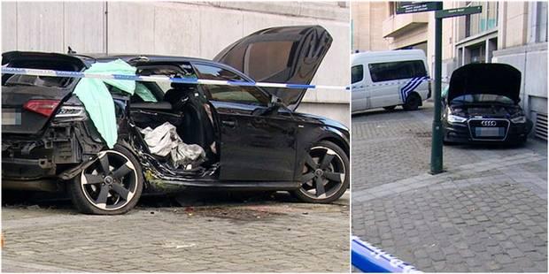 Rodéo urbain sur la Grand-Place de Bruxelles: Cinq blessés et le conducteur relaxé - La Libre