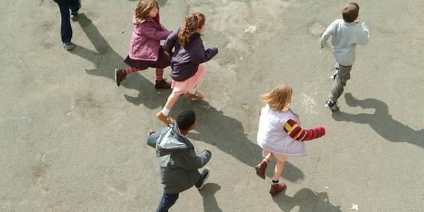 Les enfants belges, peu actifs, bougent autant que les Chinois ou les Chiliens - La Libre