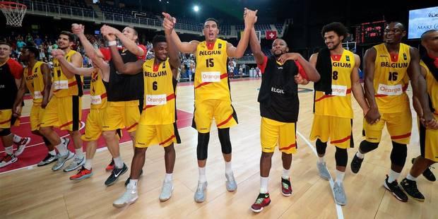 Euro 2017 de basket: découvrez le groupe de la Belgique - La Libre