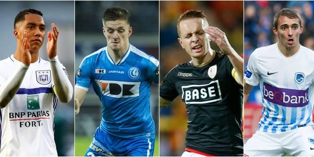 Qualifié ou éliminé ce soir ? Les différents cas de figure pour le Standard, Anderlecht, Gand et Genk - La Libre