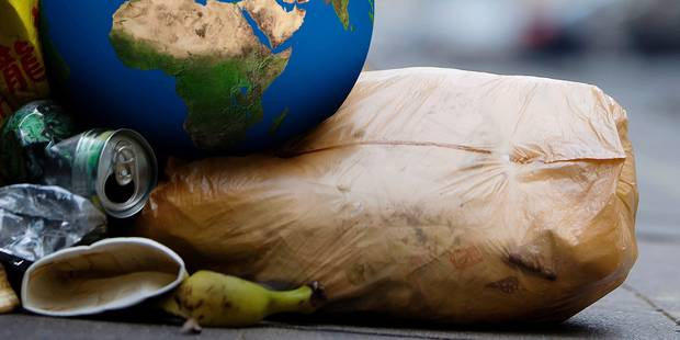 """Réduction des déchets: le ministre se félicite """"d'objectifs ambitieux"""", selon vous on peut en faire plus - La Libre"""