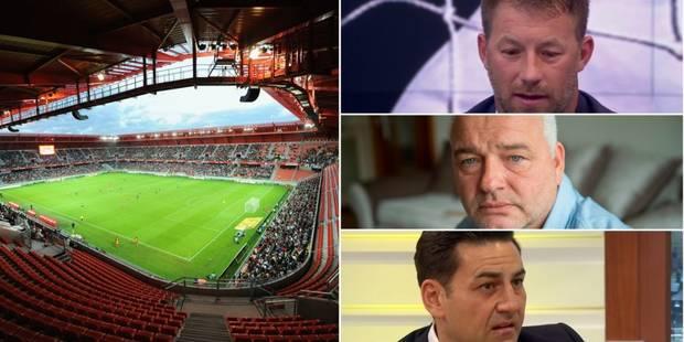 Le foot anglais frappé par un vaste scandale de pédophilie - La Libre