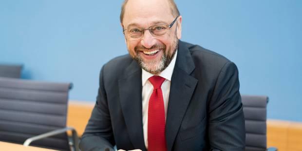 Qui va succéder à Martin Schulz au Parlement européen? - La Libre